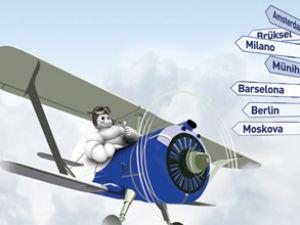Michelin yaz lastikleri Avrupa'ya uçuruyor
