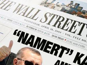 Wall Street'ten Erdoğan'a 'namert' cevabı