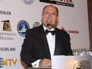"""""""Altın Çıpa"""" Türk denizciliğinin yüzü oldu"""