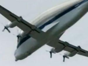 NASA'nın kargo uçağı dudak uçuklattı