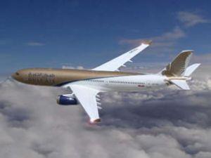 Gulf Air Atatürk Havalimanı'na iniş yaptı