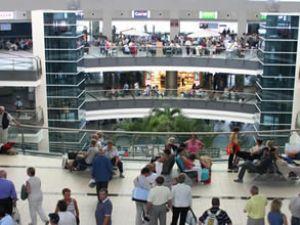 Antalya Havalimanı yüzde 7 düşüşte