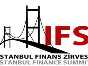 İstanbul finans zirvesi 24-25 Eylülde