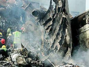 Kaçakçılıkta kullanılan uçak düştü: 1 ölü