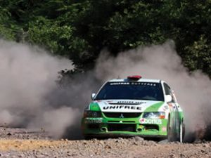 Bonus Parkur Racing İstanbul Rallisi'nde