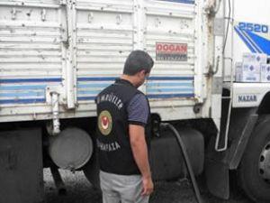 Bakan Yazıcı'dan kaçak akaryakıt itirafı