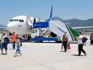SAS Havayolu ilk seferini gerçekleştirdi