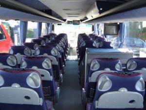 Hitler'in koyduğu otobüs yasağı kalkıyor