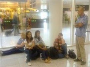 Almanya Schengen'li Türk turistleri almadı