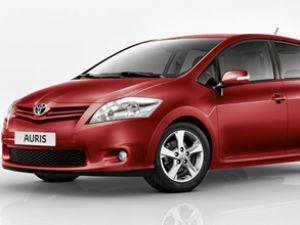Toyota Temmuz kampanyası sunuyor