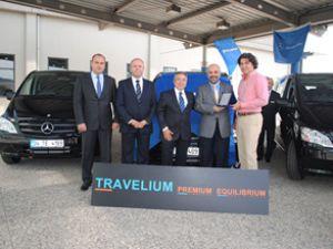 Travelium, Mercedes ile bir ilke imza attı