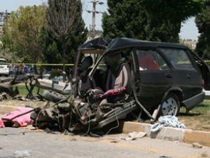 Ahlat'ta trafik kazası: 4 ölü, 3 yaralı