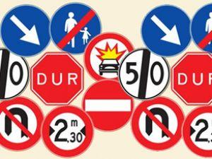 '12'den vurulan' trafik tabelalarının maliyeti
