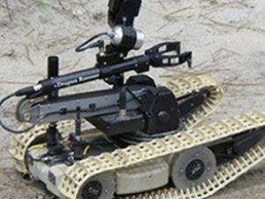 Bomba uzmanı 'Milli Robotlar' geliyor