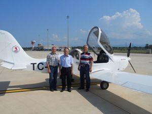 OMÜ 2 adet Sport Star RTC uçağı aldı