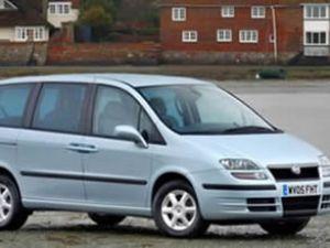 Fiat'ın yeni MPV modeli Fiat 500L geliyor