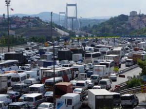 Trafik çilesi her geçen gün artıyor