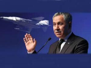 Bülent Arınç'tan düşen uçak açıklaması