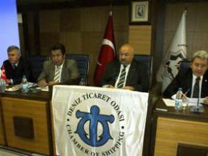 DTO, Antalya Limanı'na demiryolu istiyor