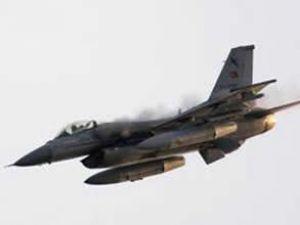 Suriye'nin vurduğu uçağımız böyle düştü