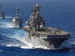Rus savaş gemilerinin rotası belli oldu