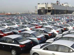 Otomotiv ihracatı Avrupa'da frene bastı