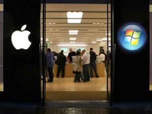 Microsoft:Apple nerede,biz orada