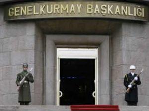 Genelkurmay başkanlığı açıklama yaptı