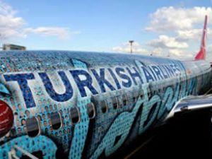 Türk Hava Yolları 17 bin kişiyle Roma'da