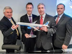 Airbus, 16.9 milyar dolarlık sipariş aldı