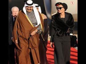 Katar Emiri, eşi için Valentino'yu satın aldı