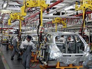 Otomotiv üretimi ilk yarıda yüzde 9 düştü