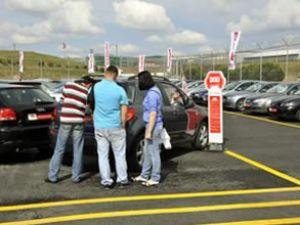2. el otomobil pazarı yükselişe geçti