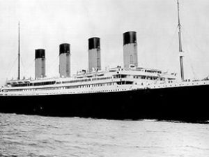 Titanic'in taklidi de Çin'de üretilecek