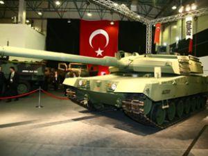 Milli Tank Altay için geri sayım başladı