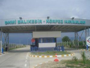 Balıkesir Havalimanı'nın ismi tarih oluyor