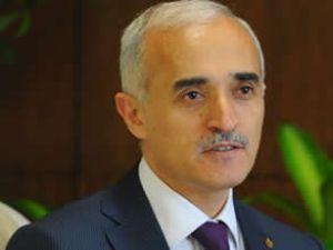 MÜSİAD'da Fenerbahçeli başkan devri bitti