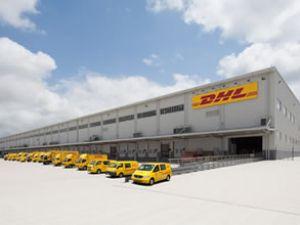 DHL'den 175 milyon dolarlık yatırım