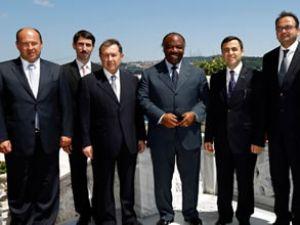 Türkiye'nin devleri Gabon için sıraya girdi