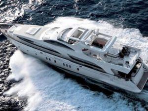 Antalya'nın yat geliri 423 milyon dolar!