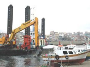 Erdek'te tekne kazası ucuz atlatıldı