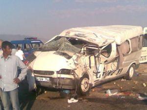 Kırıkkale'de trafik kazası: 6 ölü, 6 yaralı