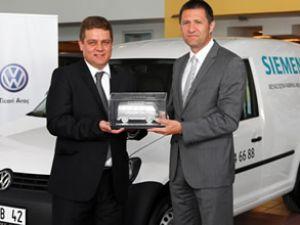 Bosch–Siemens Caddy'i tercih etti