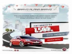 FIAT'tan 'Bravo' dedirten  kampanya
