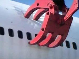 Boeing 747'nin hurdası bile 99 bin TL