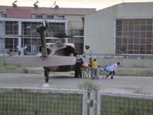 Helikopter Deryan Tepe'ye düştü: 5 şehit
