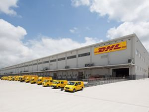 DHL express'ten 175 milyonluk yatırım