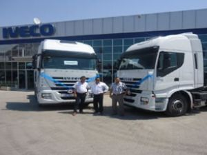 Oğuzhan Ağır Nakliyat firması Iveco dedi