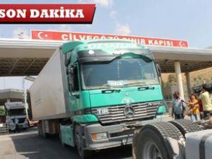 Türkiye sınır kapıları geçici olarak kapandı