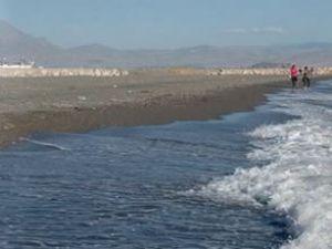 Yaz sıcağı pişiklerine en iyi çare deniz suyu